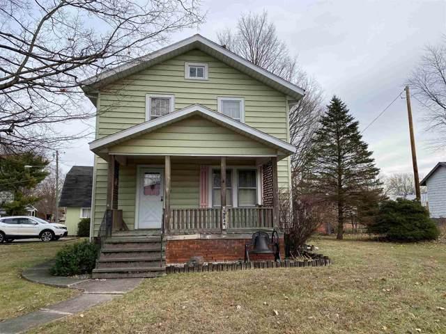 15534 Walnut Street, Huntertown, IN 46748 (MLS #202001229) :: Select Realty, LLC