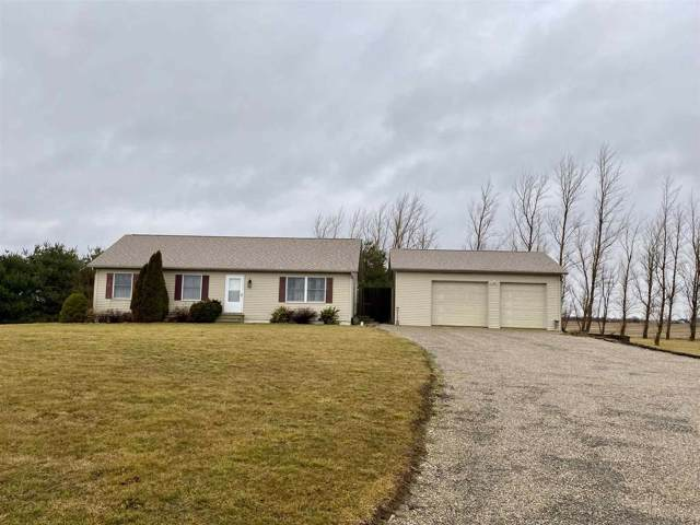5134 W 850 North, Ambia, IN 47917 (MLS #202001318) :: The Romanski Group - Keller Williams Realty