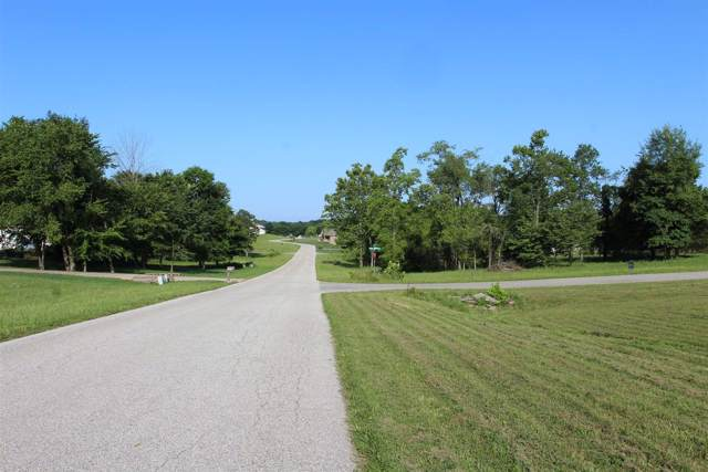 8463 S Stone Ridge (Lot 50) Road, Bloomington, IN 47401 (MLS #202001326) :: Aimee Ness Realty Group