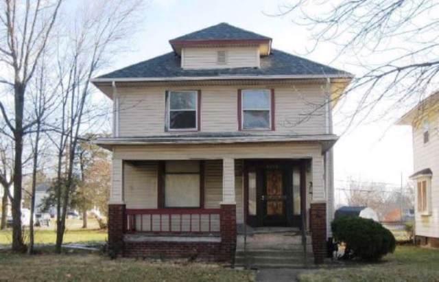 124 E Branning Avenue, Fort Wayne, IN 46806 (MLS #202001395) :: The Romanski Group - Keller Williams Realty