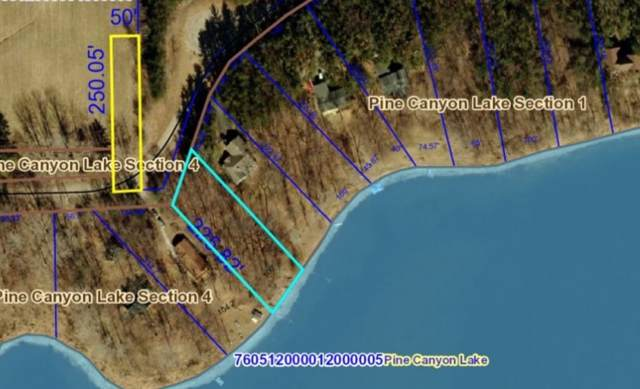 Lot 23 Ln 100 Pine Canyon Lake, Angola, IN 46703 (MLS #202001430) :: Aimee Ness Realty Group