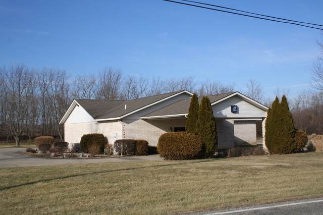 1378 N State Road 75, Frankfort, IN 46041 (MLS #202001591) :: The Carole King Team