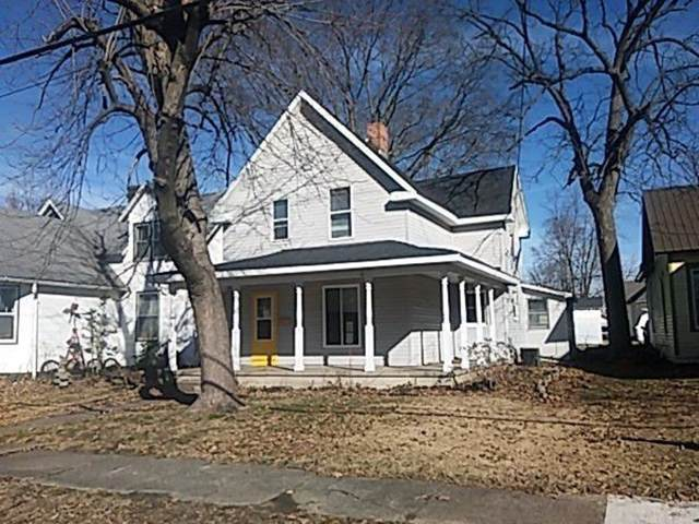 906 Church Street, Vincennes, IN 47591 (MLS #202001686) :: The Carole King Team