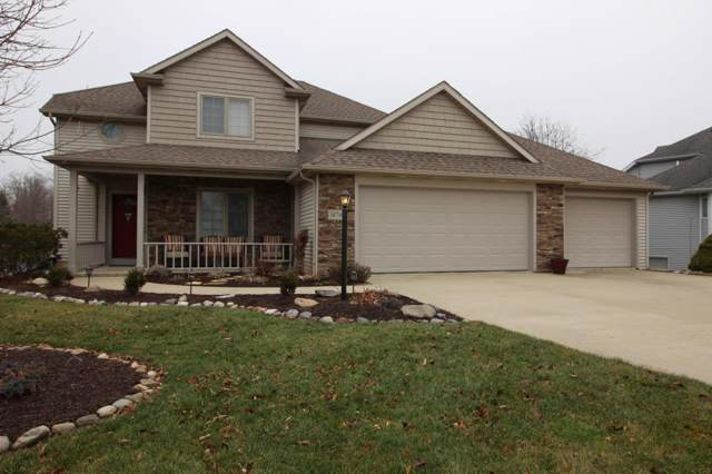 10716 N Westlakes Drive, Fort Wayne, IN 46804 (MLS #202001739) :: TEAM Tamara