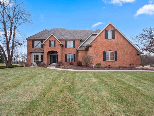 11025 Shiregreen Lane, Fort Wayne, IN 46814 (MLS #202001879) :: TEAM Tamara