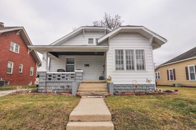 511 S 26th Street, Lafayette, IN 47904 (MLS #202001887) :: The Romanski Group - Keller Williams Realty