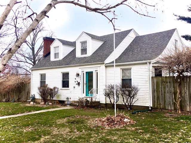4001 S Landess Street, Marion, IN 46953 (MLS #202001904) :: The Carole King Team
