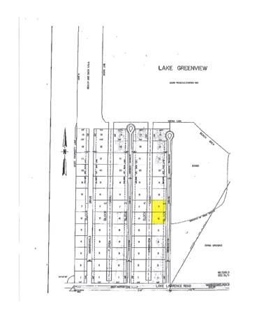 Lot 6 & 7 Greenview Drive, Lawrenceville, IL 62439 (MLS #202001935) :: Aimee Ness Realty Group