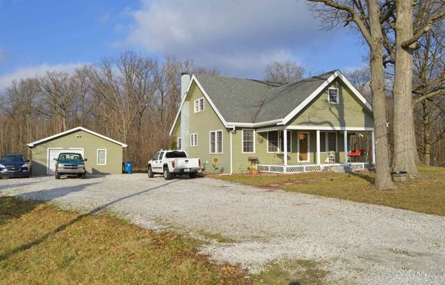2205 E Bradford Pike, Marion, IN 46952 (MLS #202001957) :: The Carole King Team