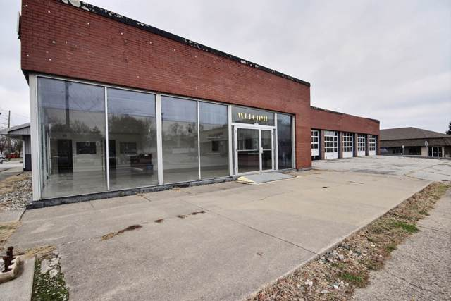 1885 N Jefferson Street, Huntington, IN 46750 (MLS #202002026) :: Select Realty, LLC