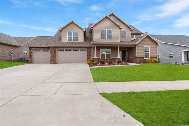 4310 Regatta Drive, Lafayette, IN 47909 (MLS #202002059) :: Parker Team