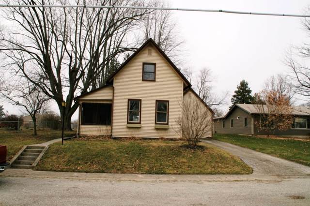743 N Main Street, Roanoke, IN 46783 (MLS #202002118) :: Select Realty, LLC