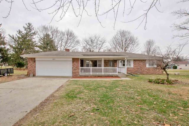 1907 E Southway Boulevard, Kokomo, IN 46902 (MLS #202002148) :: The Romanski Group - Keller Williams Realty