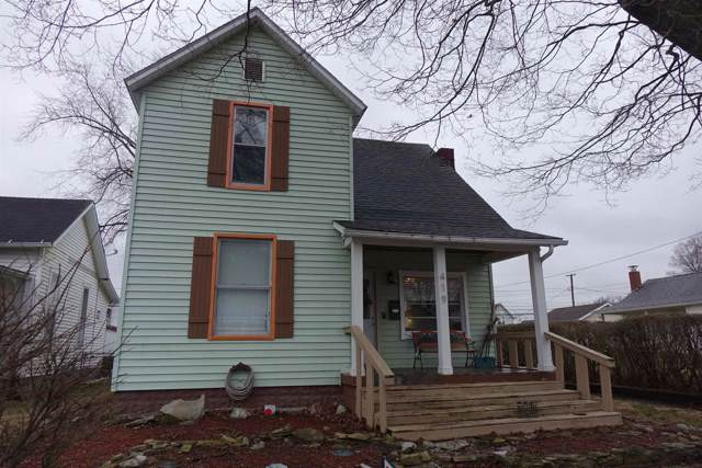 419 E 5th Street, Peru, IN 46970 (MLS #202002190) :: The Romanski Group - Keller Williams Realty
