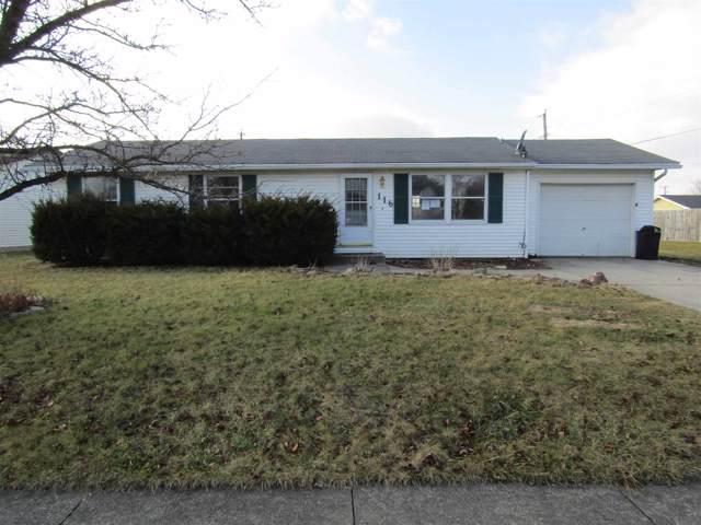 116 Bellmont Boulevard, Decatur, IN 46733 (MLS #202002222) :: Select Realty, LLC