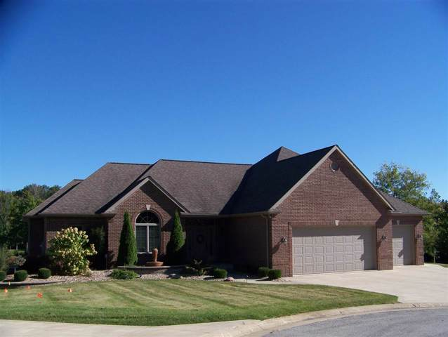 3032 N Blue Heron Trace, Marion, IN 46952 (MLS #202002263) :: The Carole King Team