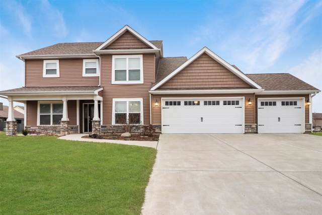 4908 Leicester Way, West Lafayette, IN 47906 (MLS #202002315) :: The Carole King Team