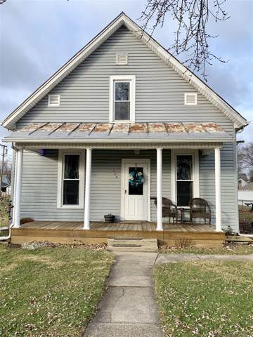 128 W North B Street, Gas City, IN 46933 (MLS #202002392) :: Parker Team