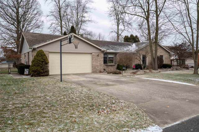 551 Marylou Drive, Sweetser, IN 46987 (MLS #202002456) :: The Carole King Team