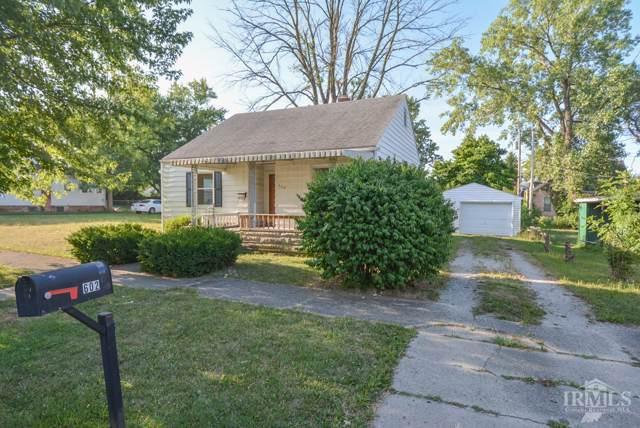602 E Main Street, Hartford City, IN 47348 (MLS #202002471) :: The ORR Home Selling Team