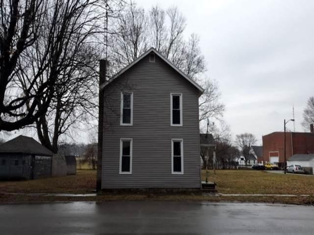 113 Green Street, Greens Fork, IN 47345 (MLS #202002621) :: The Romanski Group - Keller Williams Realty