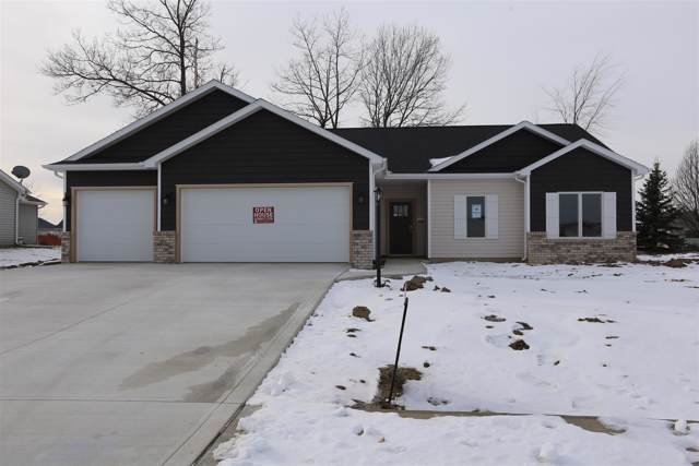 1213 Hideaway Drive, Auburn, IN 46706 (MLS #202002636) :: TEAM Tamara