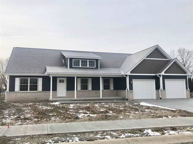 9701 W Oak Hammock Drive, Yorktown, IN 47396 (MLS #202002685) :: The ORR Home Selling Team