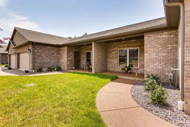8353 Nolia Lane, Newburgh, IN 47630 (MLS #202002724) :: The ORR Home Selling Team