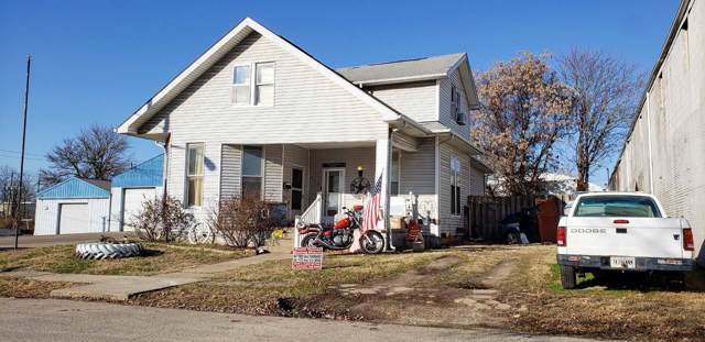 203 205 W 10th Street, Mount Vernon, IN 47620 (MLS #202002766) :: The Dauby Team