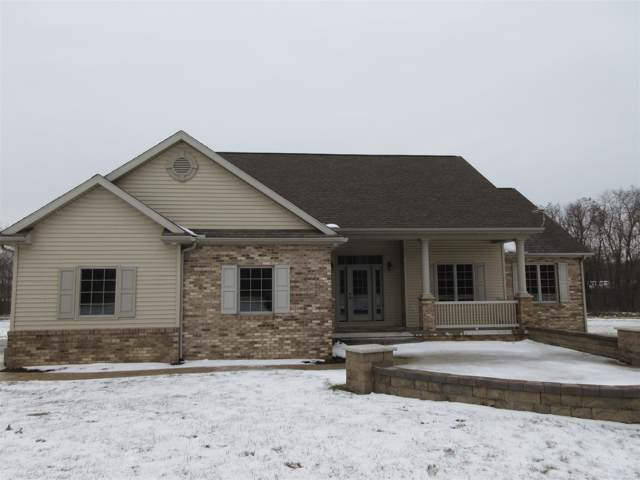 673 Bayview Drive, Rome City, IN 46784 (MLS #202002782) :: The ORR Home Selling Team