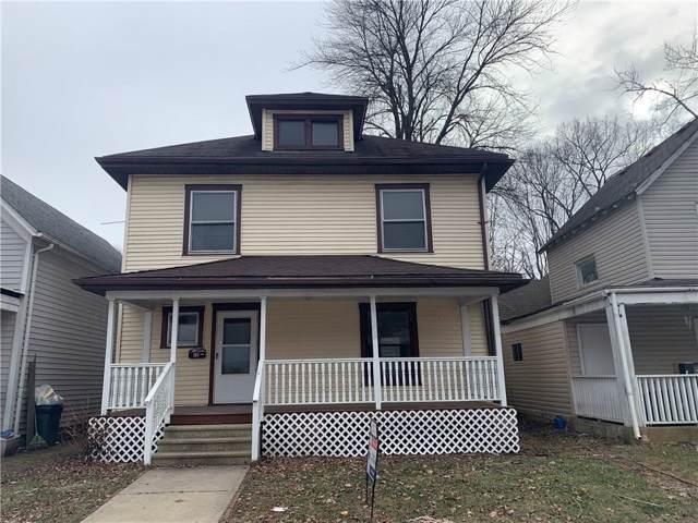 203 E College Street, Crawfordsville, IN 47933 (MLS #202002863) :: The Romanski Group - Keller Williams Realty