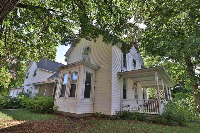 401 W Jefferson Street, Monticello, IN 47960 (MLS #202002911) :: The Romanski Group - Keller Williams Realty