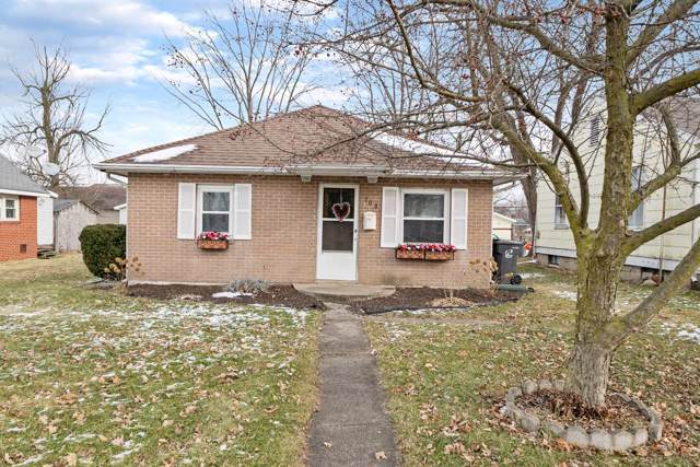 508 N Walnut St, Columbia City, IN 46725 (MLS #202003028) :: The ORR Home Selling Team