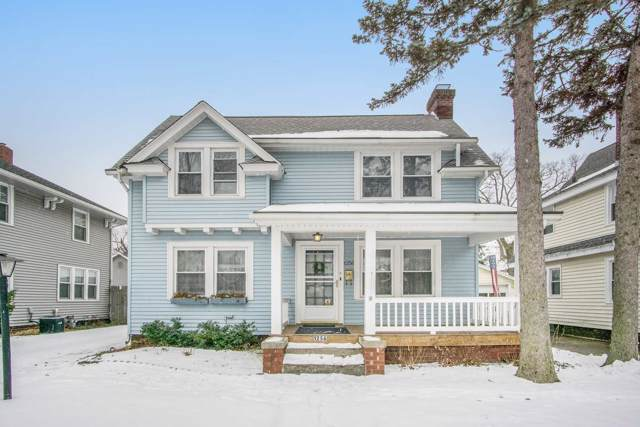 1256 Longfellow Avenue, South Bend, IN 46615 (MLS #202003034) :: The ORR Home Selling Team