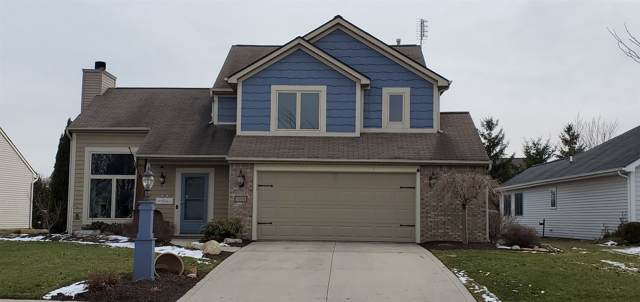 5704 Gate Tree Lane Lane, Fort Wayne, IN 46835 (MLS #202003089) :: Parker Team