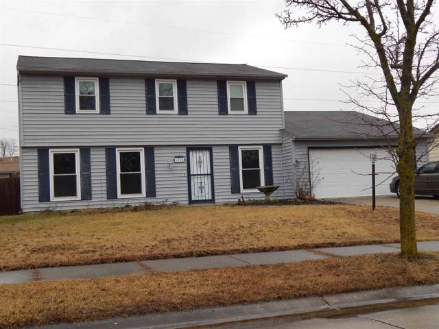 6705 Salge Drive, Fort Wayne, IN 46835 (MLS #202003090) :: Parker Team
