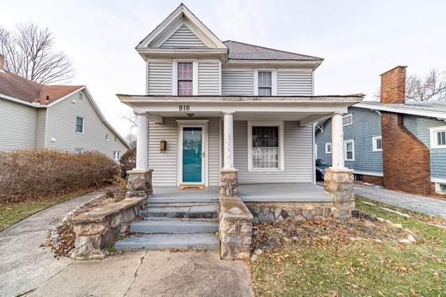 916 E Beardsley Avenue, Elkhart, IN 46514 (MLS #202003105) :: Parker Team