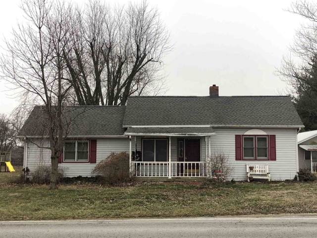 5935 E State Route 61, Vincennes, IN 47591 (MLS #202003340) :: Parker Team