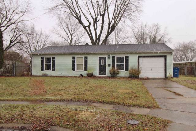 2031 S Fairfield Drive, Marion, IN 46953 (MLS #202003404) :: The Romanski Group - Keller Williams Realty