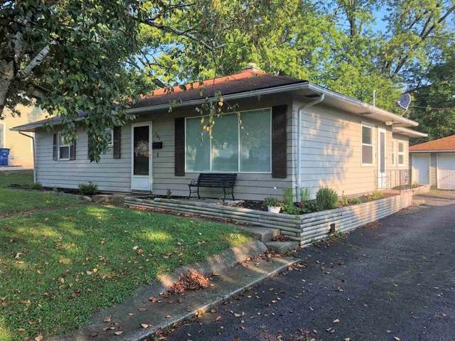 404 West Wharton Drive, Marion, IN 46952 (MLS #202003512) :: The Romanski Group - Keller Williams Realty