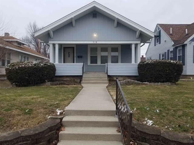 718 W 2ND Street, Marion, IN 46952 (MLS #202003573) :: The Carole King Team