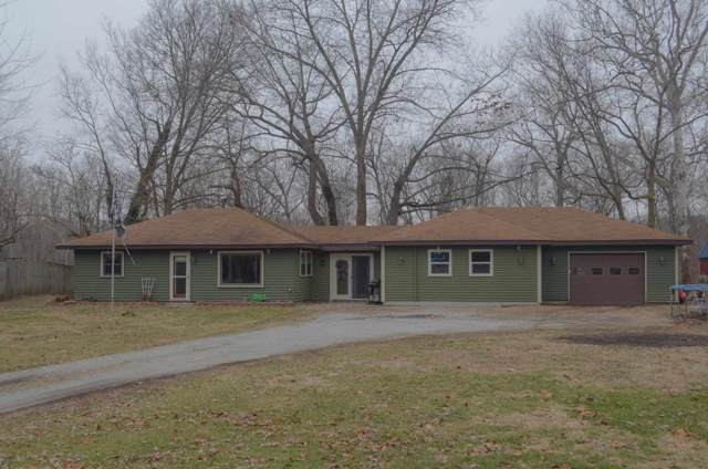 6150 N Sleepy Hollow Road, Monticello, IN 47960 (MLS #202003741) :: The Carole King Team