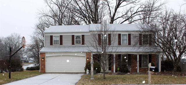 10631 Brandywine Drive, Fort Wayne, IN 46845 (MLS #202003745) :: TEAM Tamara