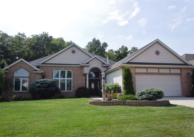 11113 Lavista Place, Fort Wayne, IN 46845 (MLS #202003905) :: The ORR Home Selling Team