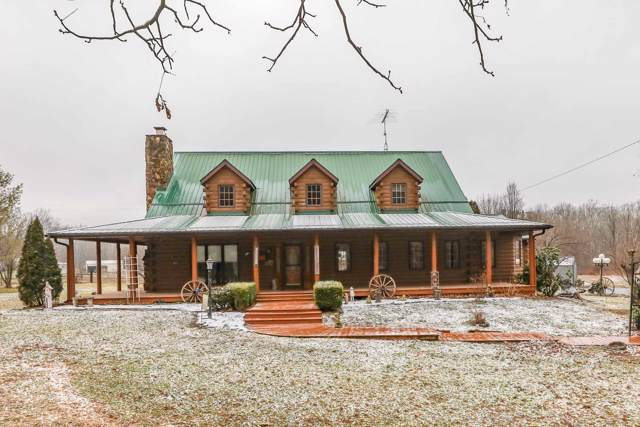 3085 Peerless Road, Bedford, IN 47421 (MLS #202003957) :: Parker Team