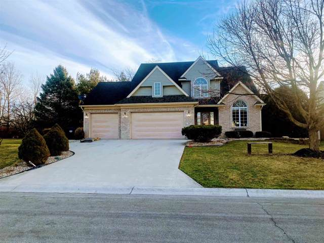 518 Jade Drive, Yorktown, IN 47396 (MLS #202004041) :: The ORR Home Selling Team