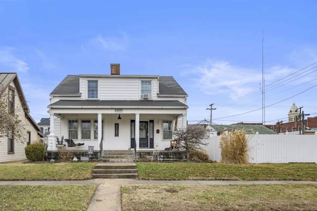 226 W South Street, Winchester, IN 47394 (MLS #202004051) :: The ORR Home Selling Team
