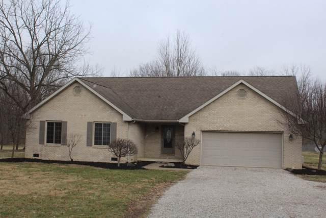 434 E 1100 N Road, Alexandria, IN 46001 (MLS #202004176) :: The ORR Home Selling Team