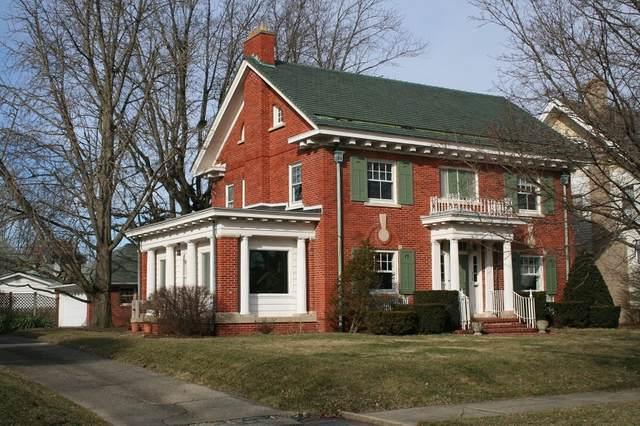 508 S Main Street, Frankfort, IN 46041 (MLS #202004424) :: The Romanski Group - Keller Williams Realty