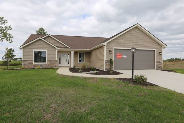 12367 Hackamore Drive, Grabill, IN 46741 (MLS #202004429) :: TEAM Tamara